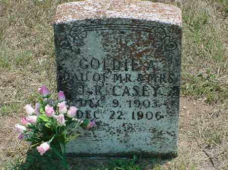CASEY, GOLDIE A. - Newton County, Arkansas | GOLDIE A. CASEY - Arkansas Gravestone Photos
