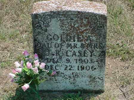 CASEY, GOLDIE A. - Newton County, Arkansas | GOLDIE A. CASEY - Arkansas Gravestone Photos