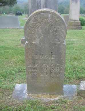CASEY, SUSIE - Newton County, Arkansas | SUSIE CASEY - Arkansas Gravestone Photos