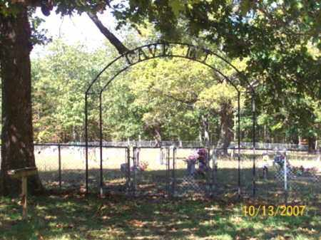 *CAVE MOUNTAIN CEMETERY GATE,  - Newton County, Arkansas |  *CAVE MOUNTAIN CEMETERY GATE - Arkansas Gravestone Photos