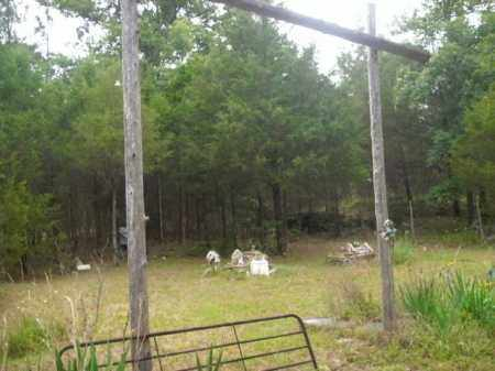 *CEDAR CEMETERY OVERVIEW,  - Newton County, Arkansas |  *CEDAR CEMETERY OVERVIEW - Arkansas Gravestone Photos