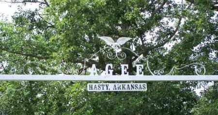 *AGEE CEMETERY,  - Newton County, Arkansas |  *AGEE CEMETERY - Arkansas Gravestone Photos