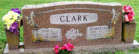 CLARK, MILDRED - Newton County, Arkansas | MILDRED CLARK - Arkansas Gravestone Photos