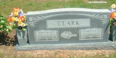 CLARK, RYMER CLAY - Newton County, Arkansas | RYMER CLAY CLARK - Arkansas Gravestone Photos