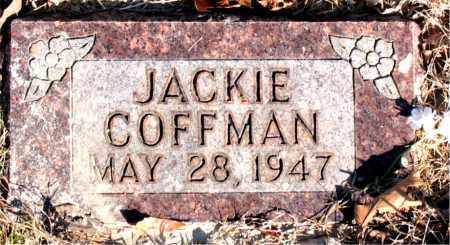 COFFMAN, JACKIE - Newton County, Arkansas | JACKIE COFFMAN - Arkansas Gravestone Photos