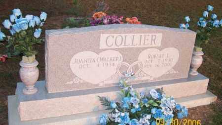 COLLIER, ROBERT LAFAYETTE - Newton County, Arkansas | ROBERT LAFAYETTE COLLIER - Arkansas Gravestone Photos