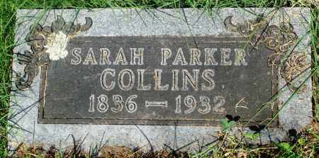 COLLINS, SARAH - Newton County, Arkansas | SARAH COLLINS - Arkansas Gravestone Photos