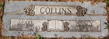 COLLINS, SEARL - Newton County, Arkansas | SEARL COLLINS - Arkansas Gravestone Photos