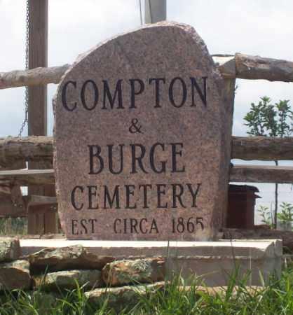 *COMPTON (AKA COMPTON BURGE) C,  - Newton County, Arkansas |  *COMPTON (AKA COMPTON BURGE) C - Arkansas Gravestone Photos