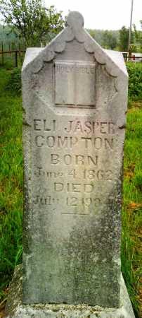 COMPTON, ELI JASPER - Newton County, Arkansas | ELI JASPER COMPTON - Arkansas Gravestone Photos