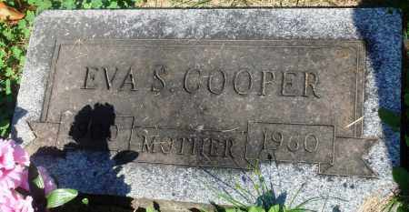 FARMER COOPER, EVA SARAH - Newton County, Arkansas | EVA SARAH FARMER COOPER - Arkansas Gravestone Photos