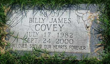 "COVEY, BILLY JAMES ""B J"" - Newton County, Arkansas 