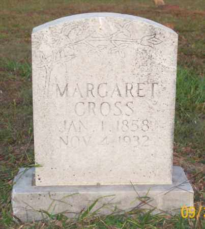 CROSS, MARGARET ELIZABETH - Newton County, Arkansas | MARGARET ELIZABETH CROSS - Arkansas Gravestone Photos