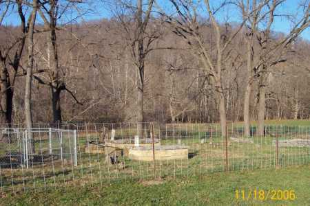 *HOPEWELL CEMETERY VIEW,  - Newton County, Arkansas |  *HOPEWELL CEMETERY VIEW - Arkansas Gravestone Photos