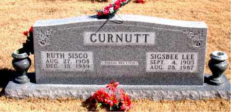 CURNUTT, RUTH - Newton County, Arkansas | RUTH CURNUTT - Arkansas Gravestone Photos