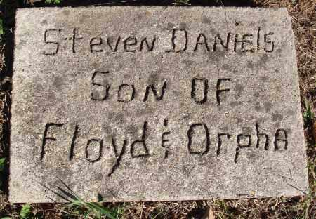DANIELS, STEVEN - Newton County, Arkansas   STEVEN DANIELS - Arkansas Gravestone Photos