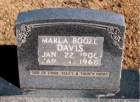 DAVIS, MARLA - Newton County, Arkansas | MARLA DAVIS - Arkansas Gravestone Photos