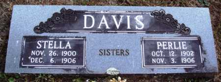 DAVIS, STELLA - Newton County, Arkansas | STELLA DAVIS - Arkansas Gravestone Photos