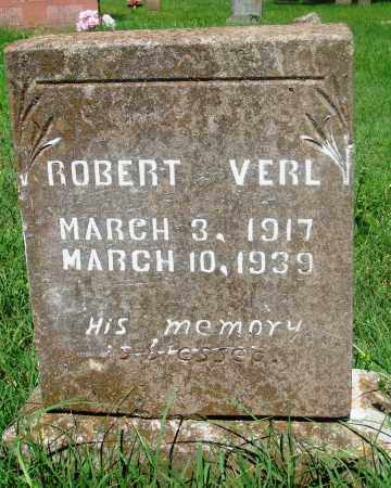 EDDINGS, ROBERT VERL - Newton County, Arkansas | ROBERT VERL EDDINGS - Arkansas Gravestone Photos