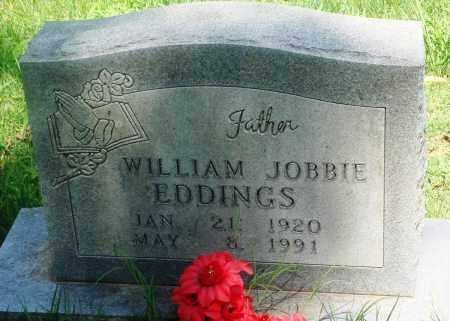 EDDINGS, WILLIAM JOBBIE - Newton County, Arkansas | WILLIAM JOBBIE EDDINGS - Arkansas Gravestone Photos