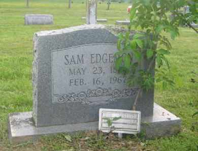 EDGEMON, SAM - Newton County, Arkansas | SAM EDGEMON - Arkansas Gravestone Photos