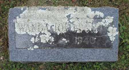 EDGEMON, WANDA JOE - Newton County, Arkansas | WANDA JOE EDGEMON - Arkansas Gravestone Photos