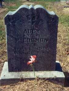 "EDGMON, ABIGAIL ""ABBY"" - Newton County, Arkansas 
