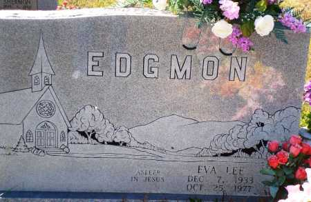 EDGMON, EVA - Newton County, Arkansas | EVA EDGMON - Arkansas Gravestone Photos