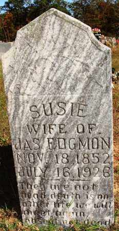 "HARDESTON EDGMON, SUSANAH ""SUSIE"" - Newton County, Arkansas 