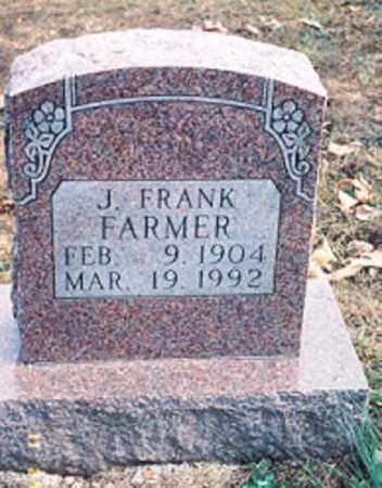 FARMER, J. FRANK - Newton County, Arkansas | J. FRANK FARMER - Arkansas Gravestone Photos