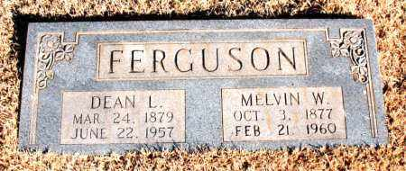 FERGUSON, MELVIN W. - Newton County, Arkansas | MELVIN W. FERGUSON - Arkansas Gravestone Photos