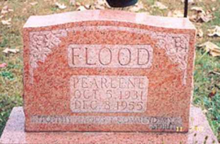 FLOOD, FLORA PEARLENE - Newton County, Arkansas | FLORA PEARLENE FLOOD - Arkansas Gravestone Photos
