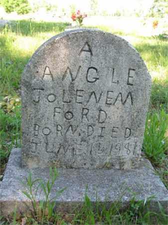 FORD, JOLENE M. - Newton County, Arkansas   JOLENE M. FORD - Arkansas Gravestone Photos
