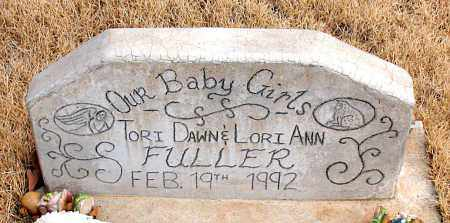 FULLER, TORI DAWN - Newton County, Arkansas | TORI DAWN FULLER - Arkansas Gravestone Photos