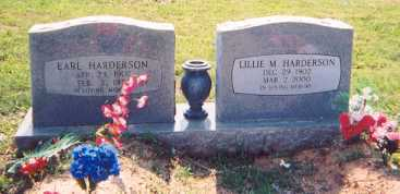 HARDERSON, LILLIE MAY - Newton County, Arkansas | LILLIE MAY HARDERSON - Arkansas Gravestone Photos