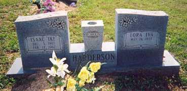 "HARDERSON, ISAAC ""IKE"" - Newton County, Arkansas | ISAAC ""IKE"" HARDERSON - Arkansas Gravestone Photos"