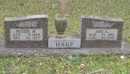 HARP, BESSIE MAY - Newton County, Arkansas | BESSIE MAY HARP - Arkansas Gravestone Photos