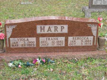 HARP, REBECCA  B. - Newton County, Arkansas | REBECCA  B. HARP - Arkansas Gravestone Photos