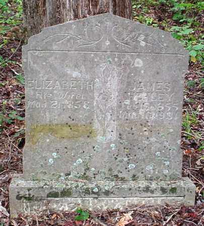 HEFLEY, JAMES - Newton County, Arkansas | JAMES HEFLEY - Arkansas Gravestone Photos