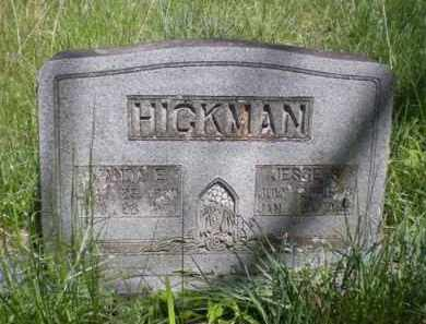 HICKMAN, AMANDA M. - Newton County, Arkansas | AMANDA M. HICKMAN - Arkansas Gravestone Photos