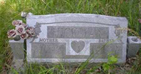 HICKMAN, WILLIAM N. - Newton County, Arkansas | WILLIAM N. HICKMAN - Arkansas Gravestone Photos