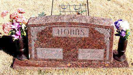 HOBBS, ABE - Newton County, Arkansas | ABE HOBBS - Arkansas Gravestone Photos