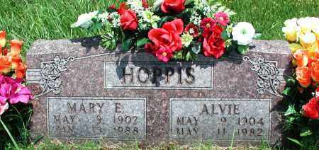 HOPPIS, MARY E - Newton County, Arkansas | MARY E HOPPIS - Arkansas Gravestone Photos