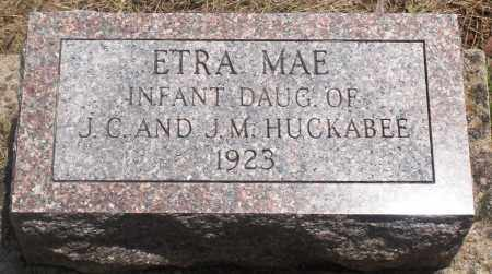 HUCKABEE, ETRA MAE - Newton County, Arkansas | ETRA MAE HUCKABEE - Arkansas Gravestone Photos