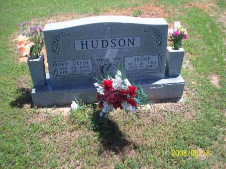 HUDSON, CLYDE (REVEREND) - Newton County, Arkansas | CLYDE (REVEREND) HUDSON - Arkansas Gravestone Photos
