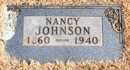 JOHNSON, NANCY - Newton County, Arkansas | NANCY JOHNSON - Arkansas Gravestone Photos
