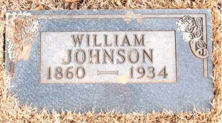 JOHNSON, WILLIAM - Newton County, Arkansas | WILLIAM JOHNSON - Arkansas Gravestone Photos