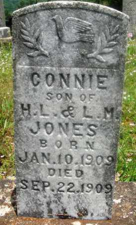 JONES, CONNIE - Newton County, Arkansas | CONNIE JONES - Arkansas Gravestone Photos