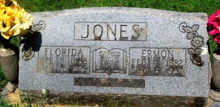 JONES, FLORIDA - Newton County, Arkansas | FLORIDA JONES - Arkansas Gravestone Photos