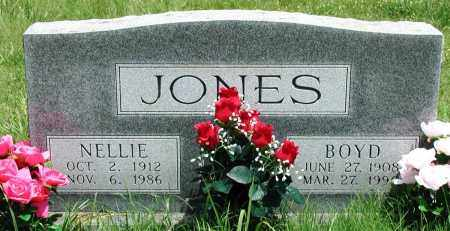 JONES, BOYD - Newton County, Arkansas | BOYD JONES - Arkansas Gravestone Photos